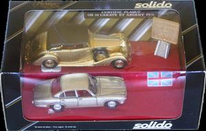 Coffret Solido Centenary Angleterre