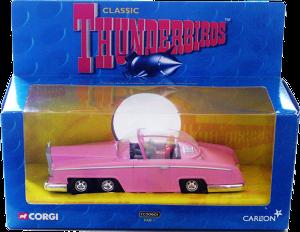Rolls-Royce FAB1 de Lady Penelope des Thunderbirds Corgi