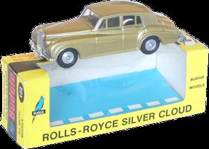 Rolls-Royce Silver Cloud Budgie