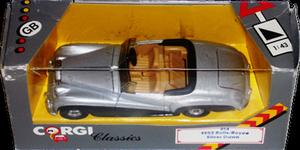 Rolls-Royce Silver Wraith Corgi
