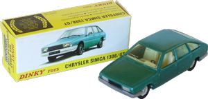Chrysler Simca 1308 GT Dinky-Toys