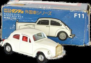 Rolls-Wagen Tomica