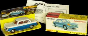 BMW 2000 Ti Lux Dinky-Toys