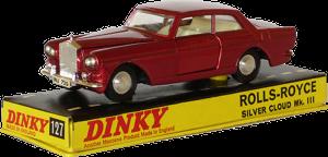 Rolls-Royce Silver Cloud III Dinky-Toys