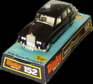 Rolls-Royce Phantom V Dinky-Toys