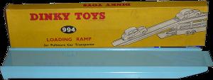 Loading ramp Dinky-Toys