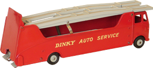 Leyland Beaver transport d'autos Dinky-Toys