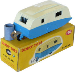 Essex Caravan Dinky-Toys