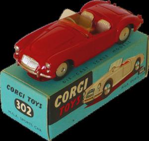 MGA Corgi-Toys