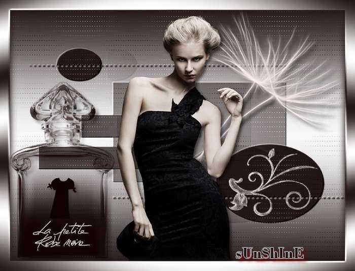 Tag La Petite Robe Noire Inspiration Guidée By sUnShInE Novembre 2009