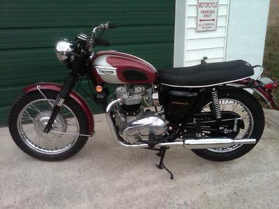 Kijiji Triumph Bonneville Idea Di Immagine Del Motociclo