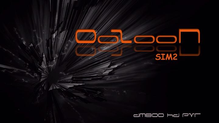 OoZoon Image dm800hd Sim 2.01 ssl84b January 22 2012