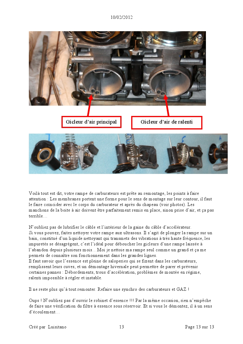 [TUTO]Démontage et nettoyage rampe carburateurs. 1202110638541118719425062