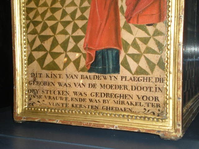 Frans-Vlaamse en oude Standaardnederlandse teksten en inscripties - Pagina 5 1202131103051419619432829