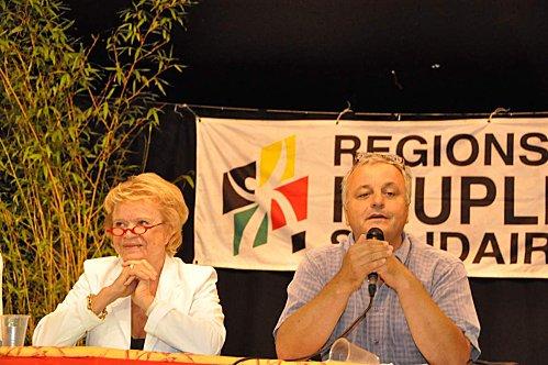 Hoe regionale talen vriendelijk (en dus voorstander van het Frans-Vlaams) zijn de kandidaten van de presidentiële verkiezingen van 2012? - Den draed 1202140903241419619440533