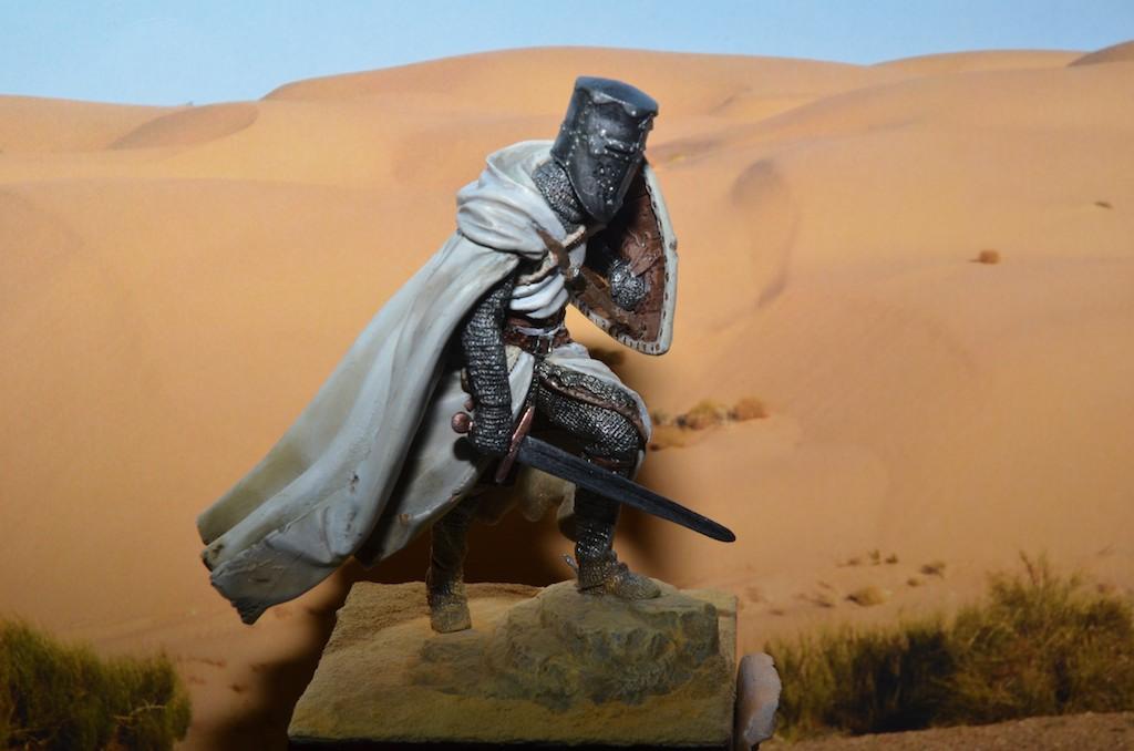 Chevalier Templier du XIIIème Siècle 1202160441281227859447535