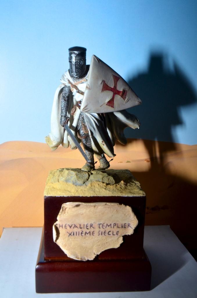 Chevalier Templier du XIIIème Siècle 1202160441281227859447536