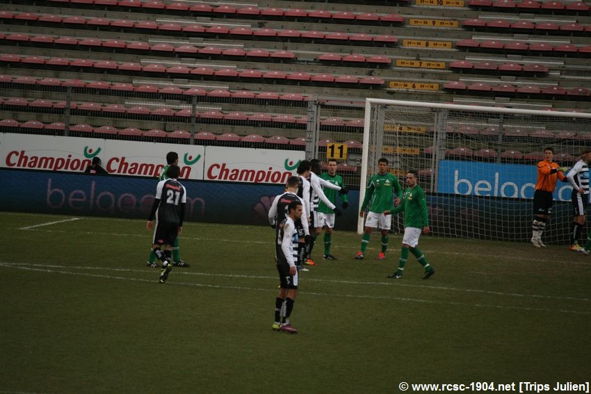 R.Charleroi.S.C - R.Boussu.Dour.B [Photos] [2-2] 1202190954391439599461145