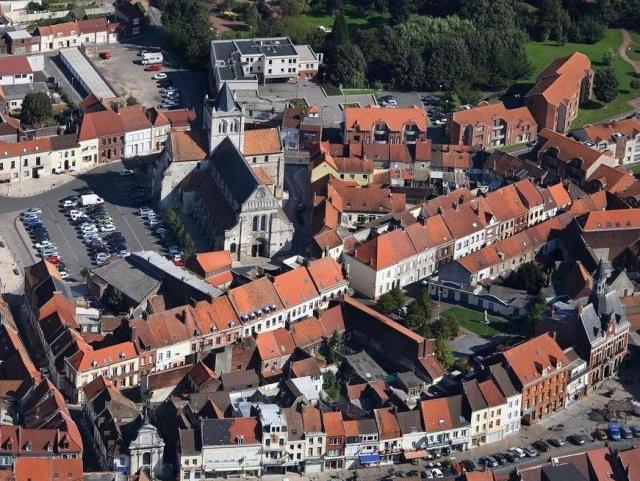Romaanse kerken van Frans-Vlaanderen en Artesië 1202221214401419619471902