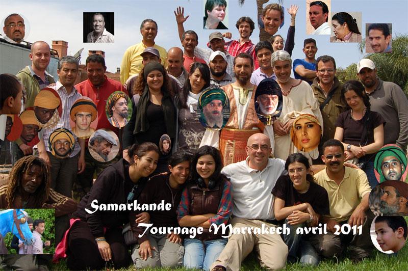 Equipe Samarkande Maroc