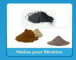 Nano argentique filtration