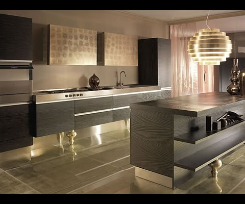 contemporary kitchen designs 2012 cuisine descriptifs photos de cuisines contemporaines 5714