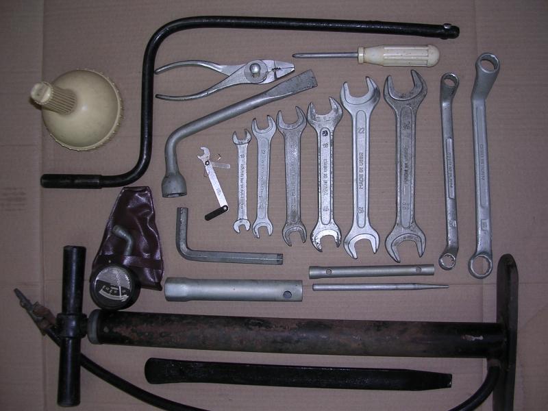 Vente outils du lot de bord au détail ou trousses complètes 120226044529607649494928