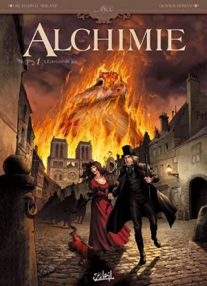 Alchimie (B.D., Richard D. Nolane) 120226060657385009495258
