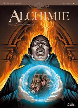 Alchimie (B.D., Richard D. Nolane) 120226060657385009495259