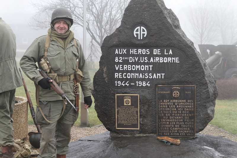 In the footsteps of the 82nd AB Division 2012 120227102856713289503304
