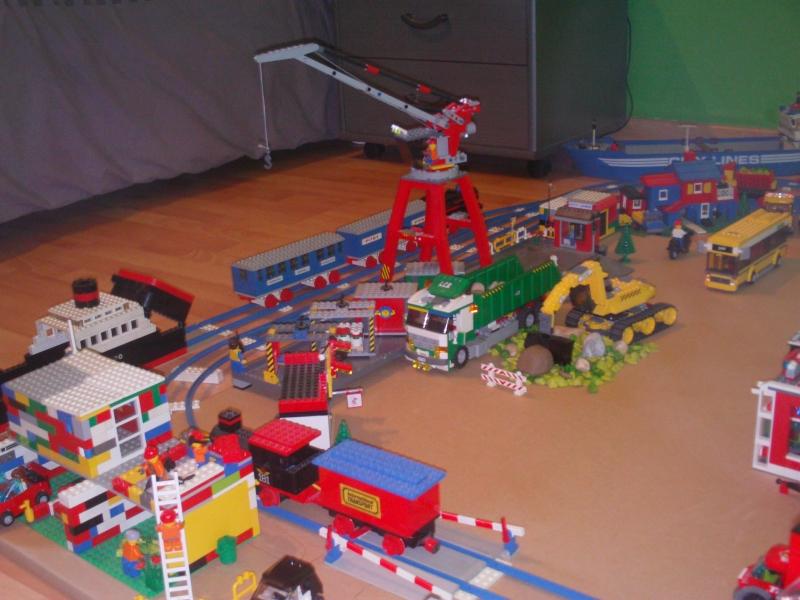 Train électrique Lego 1202280533591251409507602