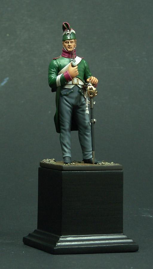 Trompette de Hussards du 3ème Régiment vers 1808 120302042632359349520061