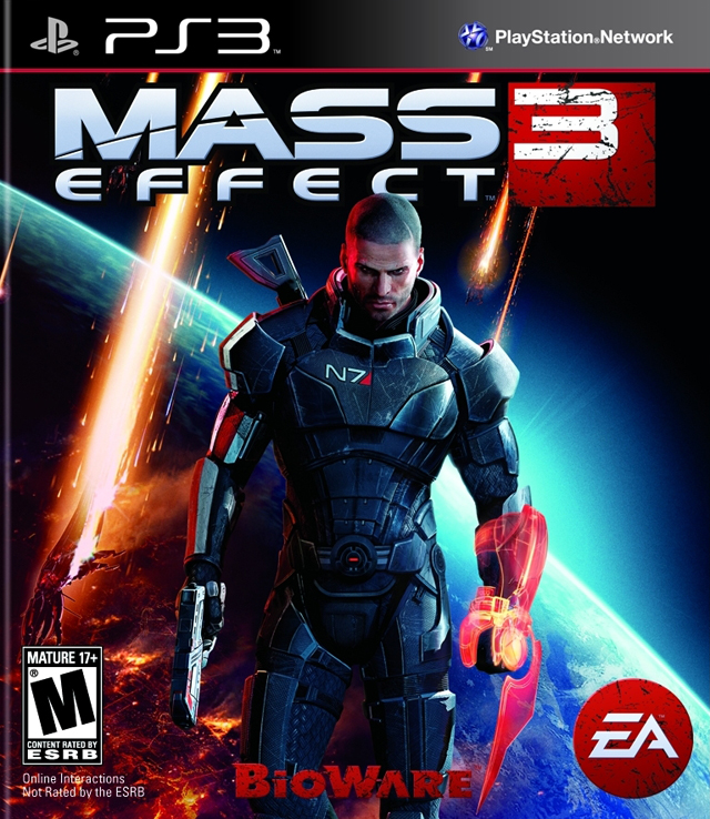 [MULTi] Mass Effect 3 [MULTiLANGUES][Playstation 3]