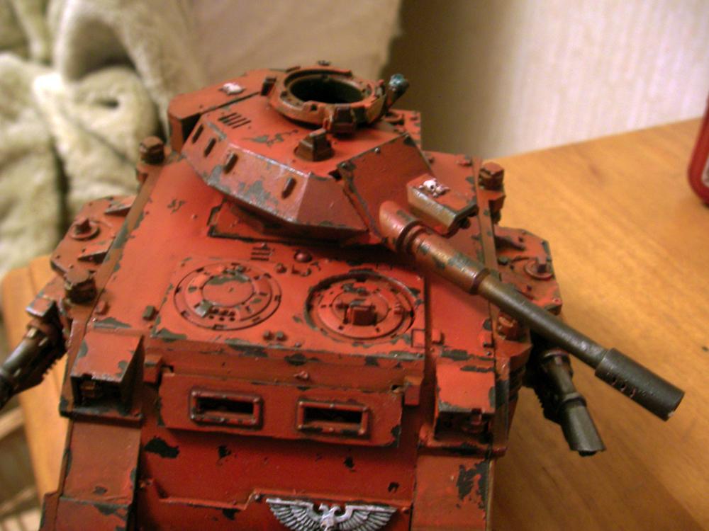 Warhammer 40K, Char predator 120304065257602619533032