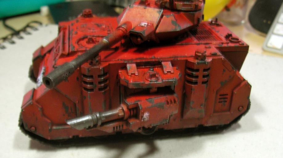 Warhammer 40K, Char predator 120304065257602619533034