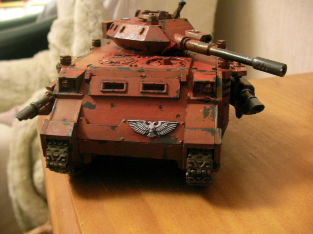 Warhammer 40K, Char predator 120304065356602619533051
