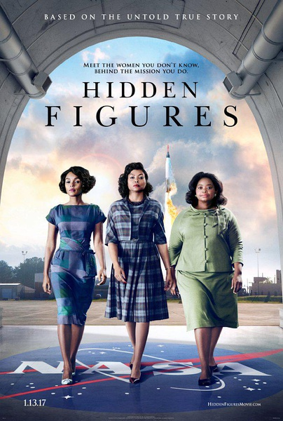 關鍵少數 Hidden Figures