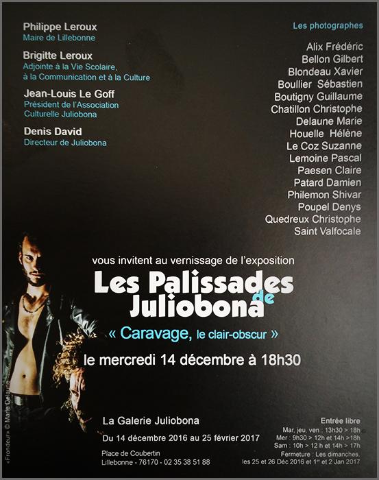 """L'expo """" Les Palissades de Juliobona """" 1702170753226131114853751"""