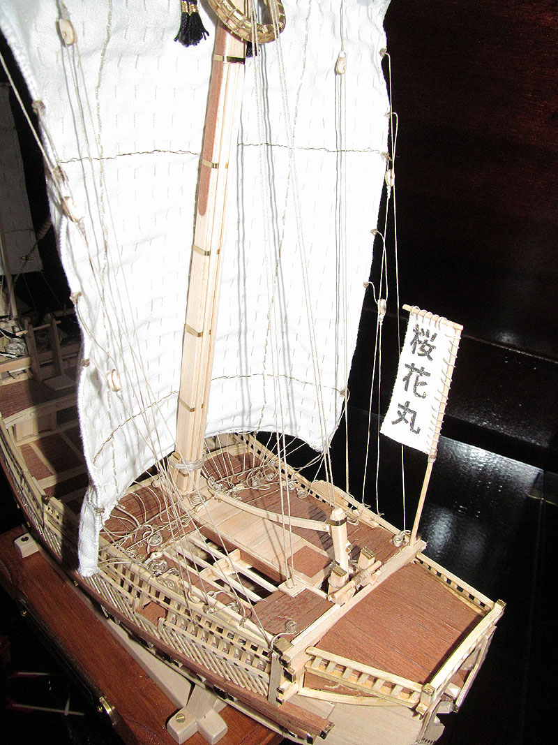 Higaki-Kaisen - 1/72 - Scratch - Modèle terminé 17022107012418121214865766