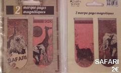 Papeterie et accessoires - MP SAFARI