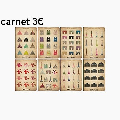 Papeterie et accessoires - carnet11