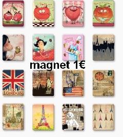 Papeterie et accessoires - magnet10