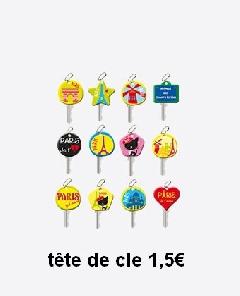 Papeterie et accessoires - tetedecle-paris-tdcp1324