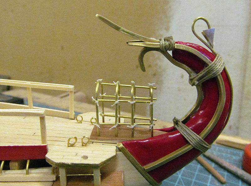 Construction d'une trirème romaine - 1/72 - Scratch - Page 3 17022606520518121214877640