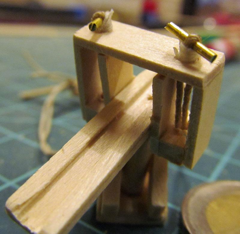 Construction d'une trirème romaine - 1/72 - Scratch - Page 3 17022709050518121214879825
