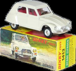 Citroën Dyane Dinky-Toys