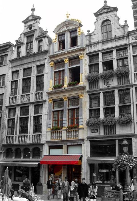 Bruxelles : Grand-Place, Parc Royal, Manneken'Pis... 17030208044219075514887276