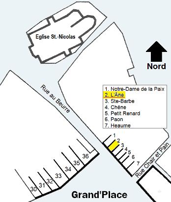 Bruxelles : Grand-Place, Parc Royal, Manneken'Pis... 17030302104719075514888367