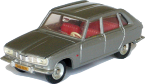Renault 16 Dinky-Toys