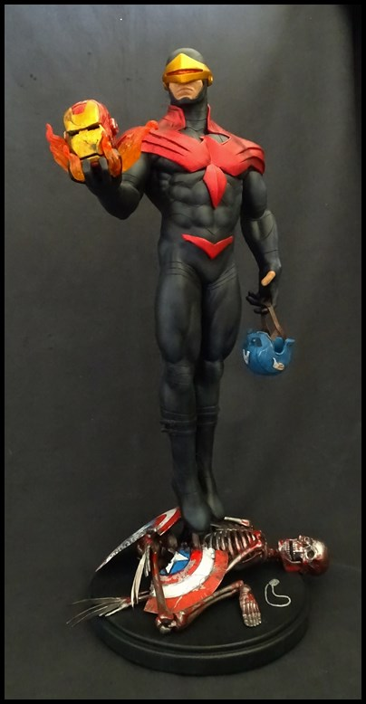Cyclops phoenix statue 1/4 17030405202716083614890995